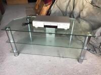 Large TV Television Stand