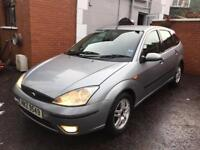 """2005 FORD FOCUS EDGE 1.6L 5-DOOR HATCHBACK """"FULL YEAR MOT"""" TRADE IN WELCOME £800 Ono"""