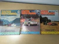 VW motoring, 1974 and other years available