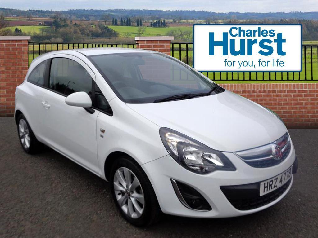 vauxhall corsa excite ecoflex white 2014 03 31 in newtownabbey county antrim gumtree. Black Bedroom Furniture Sets. Home Design Ideas