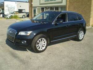 2013 Audi Q5 2.0T PREMIUM PKG! PANORAMIC ROOF!