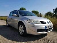 2007 Renault Megane 1.5Dci 12months MOT. £30pa tax!