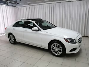2015 Mercedes-Benz C-Class C300 4MATIC AWD SEDAN