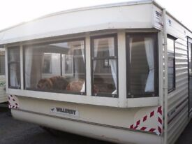 Willerby Leven FREE UK DELIVERY 35x12 2 bedrooms 2 bathrooms over 150 offsite static caravans
