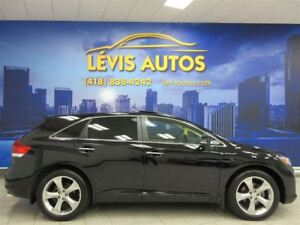 2015 Toyota Venza LIMITED V-6 3.5 AWD GPS CUIR TOIT PANORAMIQUE