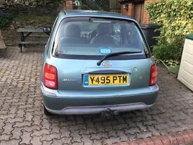 Cheap car, reliable motoring with 12 months MOT