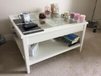 IKEA LIATORP White Coffee Table - perfect condition - £75 - Enfield Town