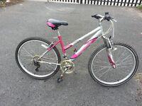 Reebok Ladies Bike with 26 inch wheel
