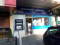 Busy Newsagent For Sale: Dedicated customer car park / Adjacent to multiple retailers