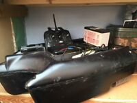Lake star bait boat for sale