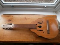 Bandurria - 12 string Spanish instrument