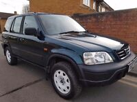 Honda Cr-V 2.0 LS Station Wagon 5dr (a/c) +SINGLE PREVIOUS OWNER + MINT CONDITION + MANUAL +SUNROOF