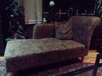 Sofa - chaise longue