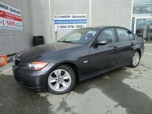 2006 BMW 3 Series 323I SEULEMENT 121 000KM AUTOMATIQUE CUIR