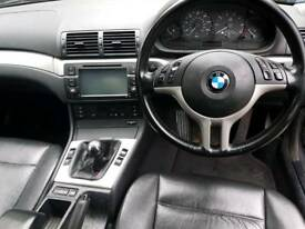 03 BMW 3series 318ci 2L E46 Msport*VeryLowMileage*