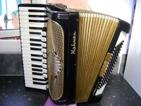 hohner 96 bass accordion