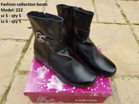 Car boot BUNDLE LADIES WOMENS SHOES BOOTS 33 pairs NEW in box SZ 5 SZ 6