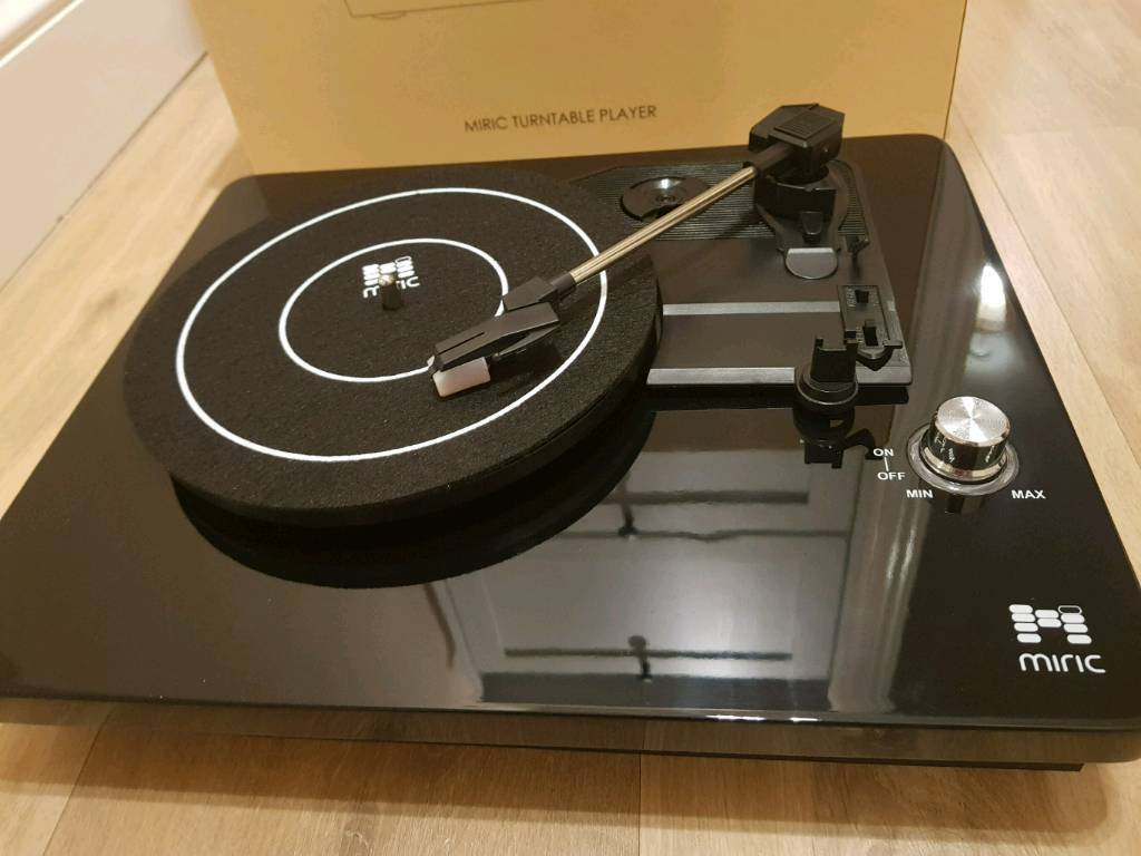 BRAND NEW! Vinyl Record Player Turntable | in Petersfield, Hampshire |  Gumtree