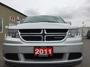 2011 Dodge Journey 1 OWNER OFF LEASE-ALLOY WHEELS-5 PASS-LOADED Windsor Region Ontario image 7