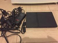 Slim Black PS2