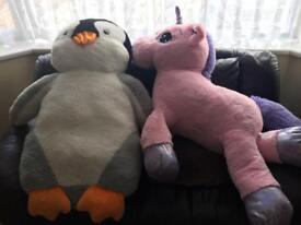 Large cuddly toys £10 each