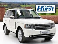 Land Rover Range Rover V8 AUTOBIOGRAPHY (white) 2010-03-23