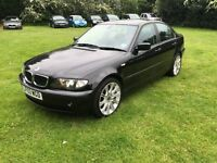 BMW 3 Series Diesel 2.0,Auto,Xenons,Leather,M sport Alloys,12 months MOT,full History,2 keys