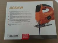 JIGSAW 400 W Variable speed trigger (Von Haus)