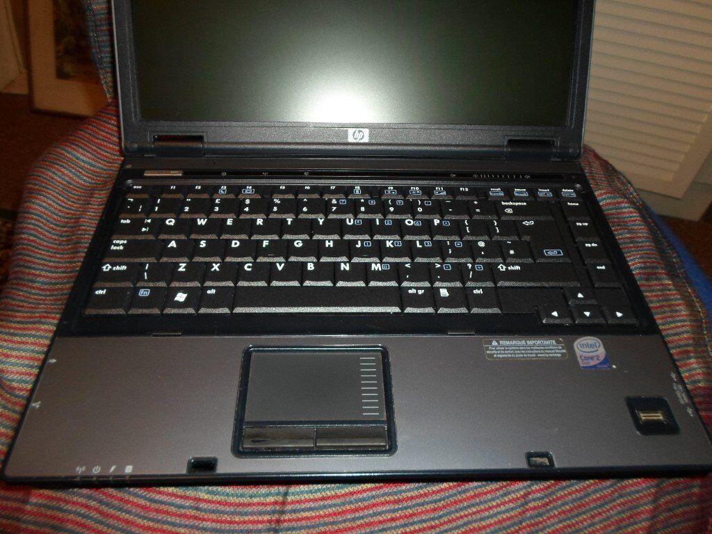 HP Compaq 6510b - Core 2 Duo T 7250 2GHz 3 GB RAM 160 GB HDD