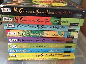 Mr Gum Book Collection