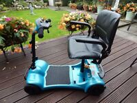 Rascal Ultra Lite 480 Mobility Scooter for sale