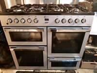 Flavel 1000 range cooker