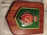 RUC plaque