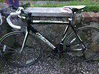 Merida racelite 900 road bike.