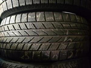 2 winter tires Toyo garyt pc 225/45r18 tt