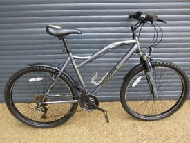 MUDDY FOX FRONT SUSPENSION BIKE IN EXCELLENT USED CONDITION..