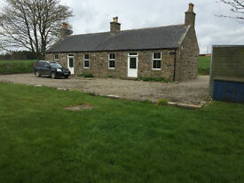 Charming Cottage 3/4 Bed Fitted Kitchen Oil C/H D/G Garden Sheds