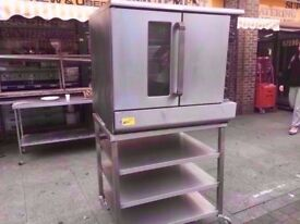 CATERING COMMERCIAL CONVECTION FAN OVEN KEBAB CHICKEN RESTAURANT COMMERCIAL CATERING BBQ CAFE KEBAB