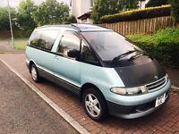 M reg Toyota estima ultima 2.2 D auto only £675