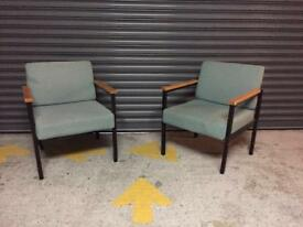 Vintage armchairs 80's