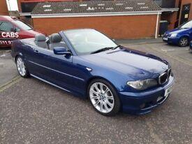 BMW 325CI M Sport convertiable 2003
