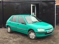 ★PEUGEOT 106 XL AUTO + POWER STEERING +IDEAL 1ST CAR +★............................. corsa auto 206