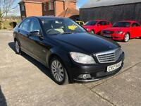 2008 Mercedes-Benz C220 Elegance CDI, Long MOT, One Owner From New, Great Spec £2995
