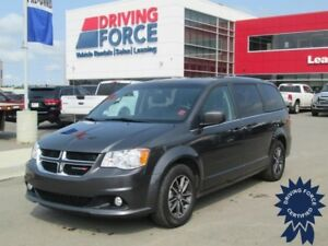 2016 Dodge Grand Caravan SXT 7 Passenger, Backup Camera