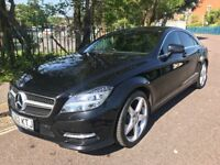 MERCEDES BENZ CLS250 CDI SPORT AMG, B/EFFICIENCY, 2012 (62 PLATE) 7G TRONIC PLUS AUTO, NAVIGATION