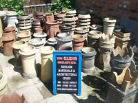 CHIMNEY POTS COWLS RECLAIMED CHIMNEY POTS DERBY