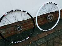 MX DISC 26 inch MTB Wheel Set