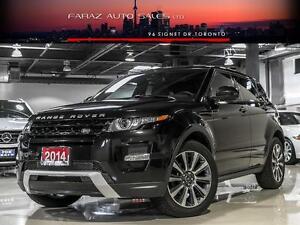 2014 Land Rover Range Rover Evoque FULLY LOADED NAVI BLINDSPOT L