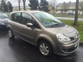 2008 Renault Grand Modus 1.6i Automatic Mot Till Nov 17 5 Door Superb Condition Inside and Out P/Ex