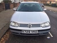 VW GOLF 1.6, FULLY AUTOMATIC, FULL SERVICE HISTORY, 2 KEYS, VERY GOOD CONDITION, 1 PREVIOUS OWNER
